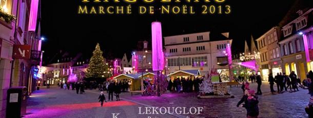 Le Kouglof au Marché de Noël à Haguenau