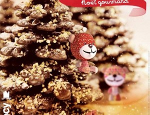 Le Kouglof au marché de Noël à Annecy