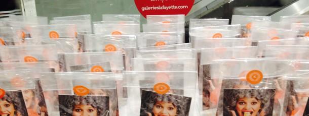 Aux Galleries Lafayette…les mamans vont en perdre la tête!