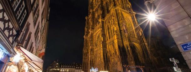 Merveilleux Marché de Noël à Strasbourg!